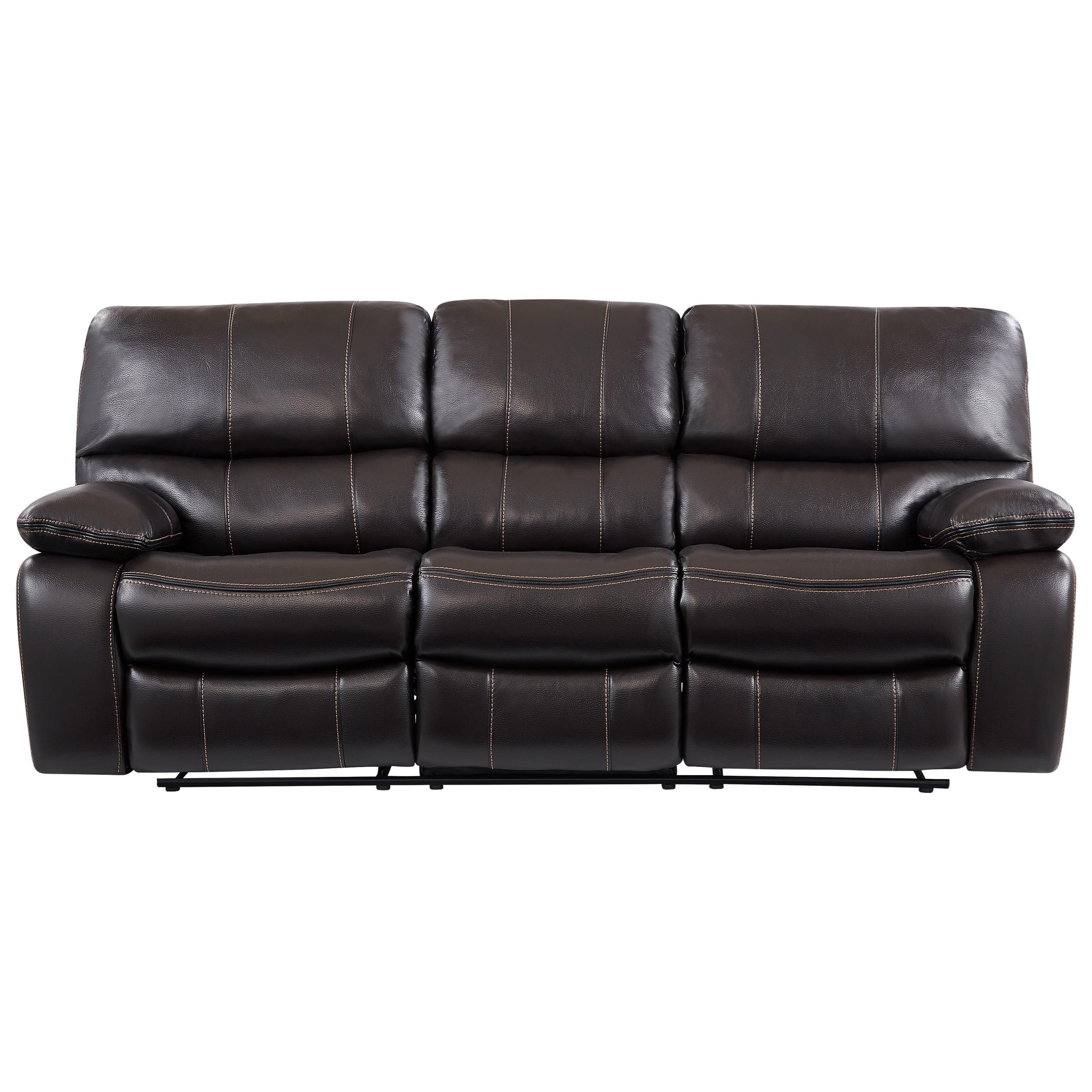 Agnes Reclining Sofa by Global Furniture at Value City Furniture