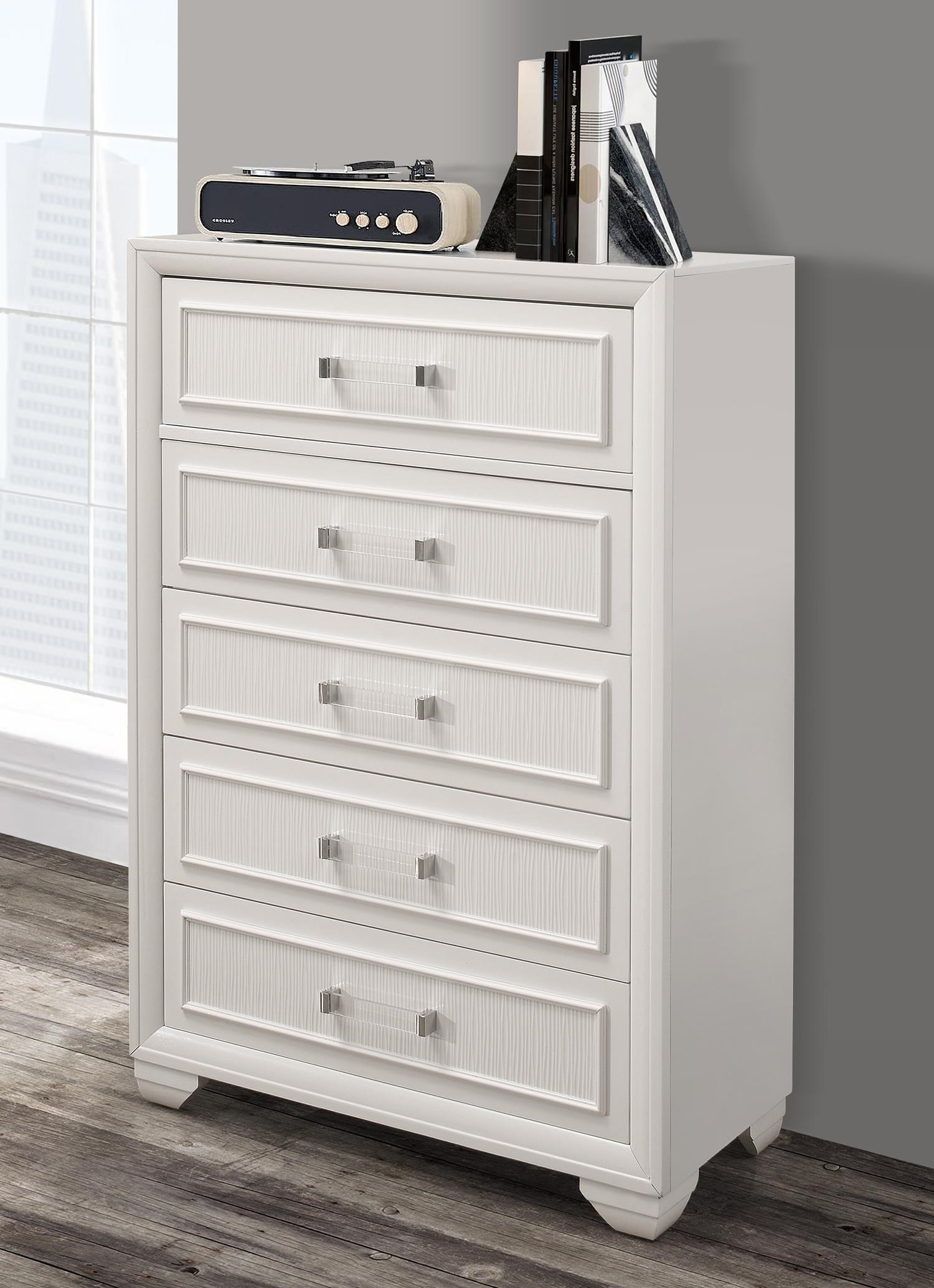 Pearl Drawer Chest at Rotmans