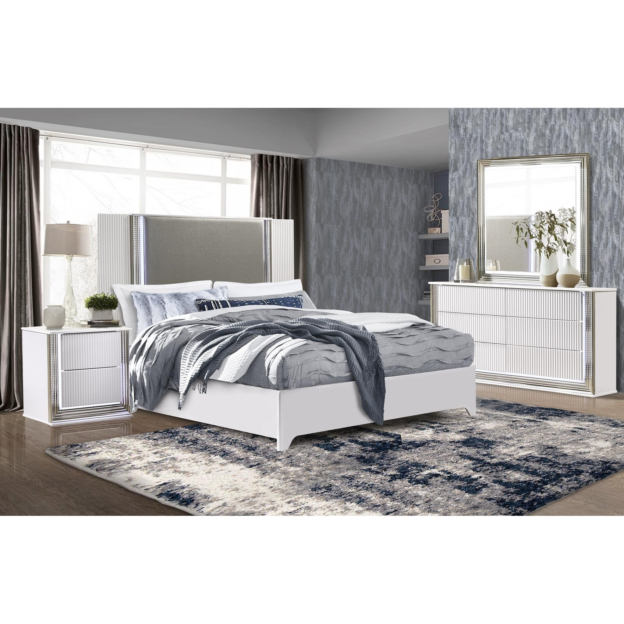 Aspen King Bedroom Group by Global Furniture at Value City Furniture