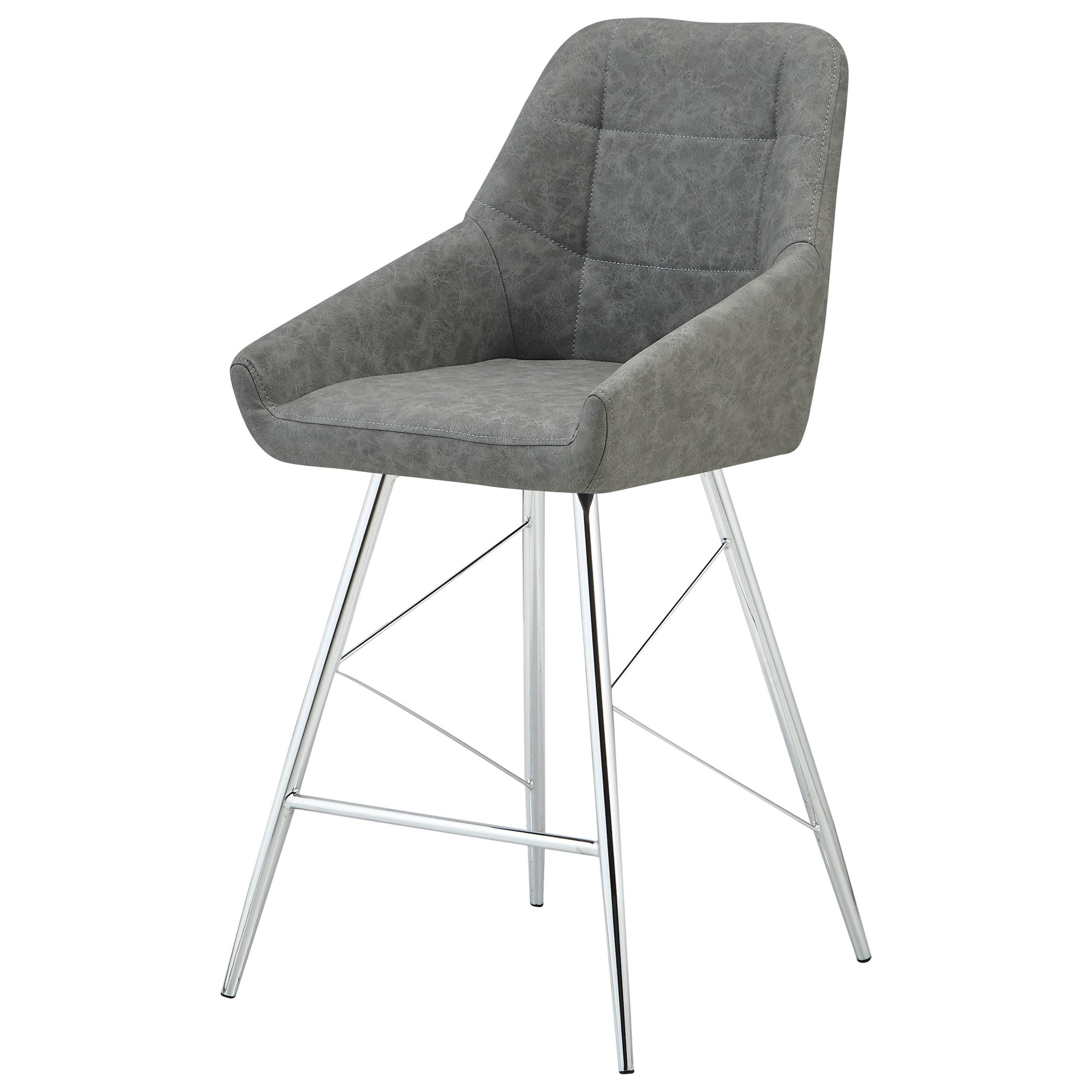 Bucket Style Seat Barstool
