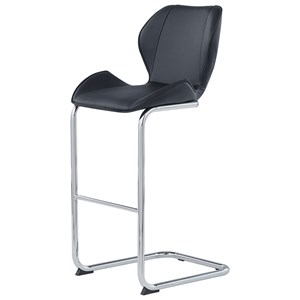 Curved Barstool