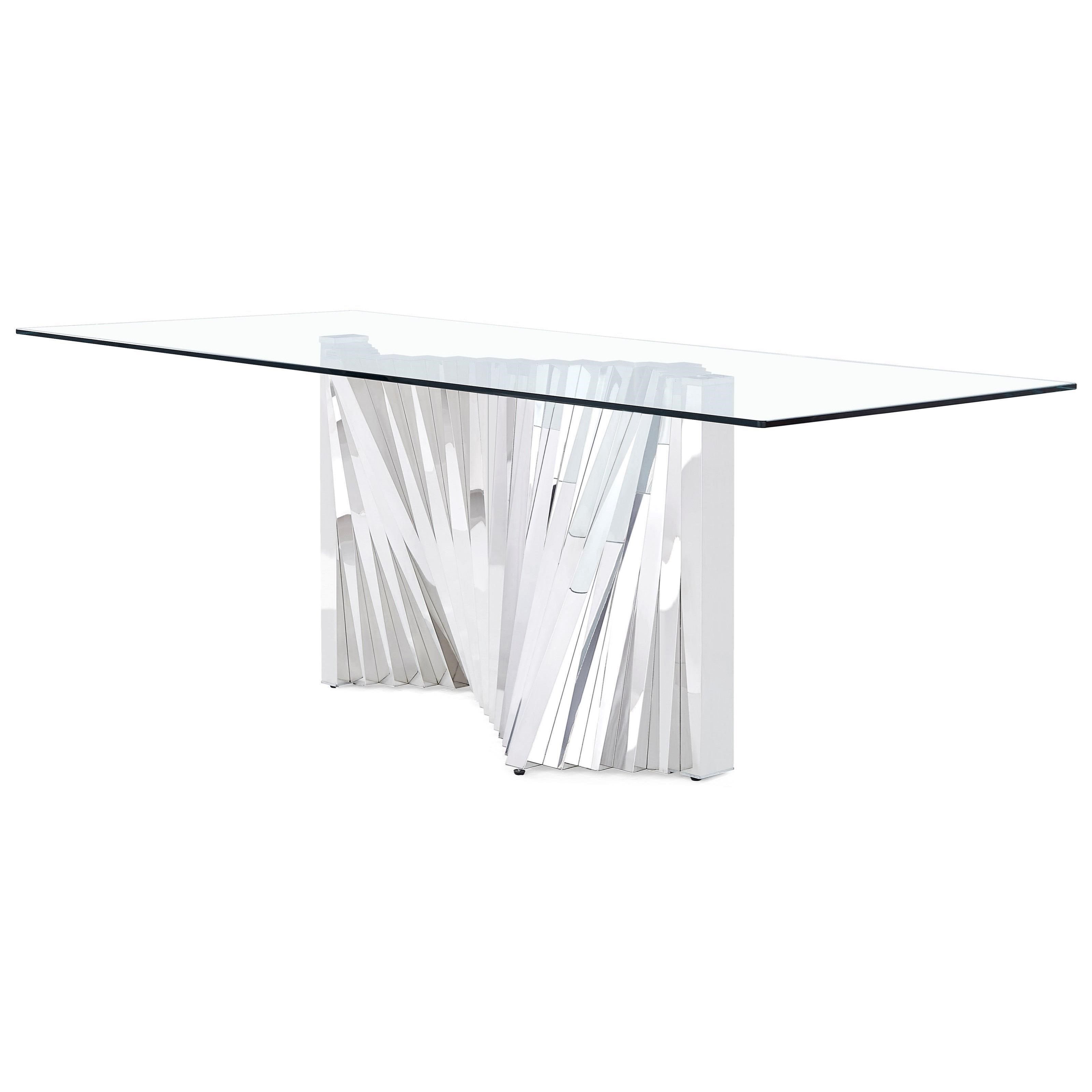 Accordion Style Dining Table