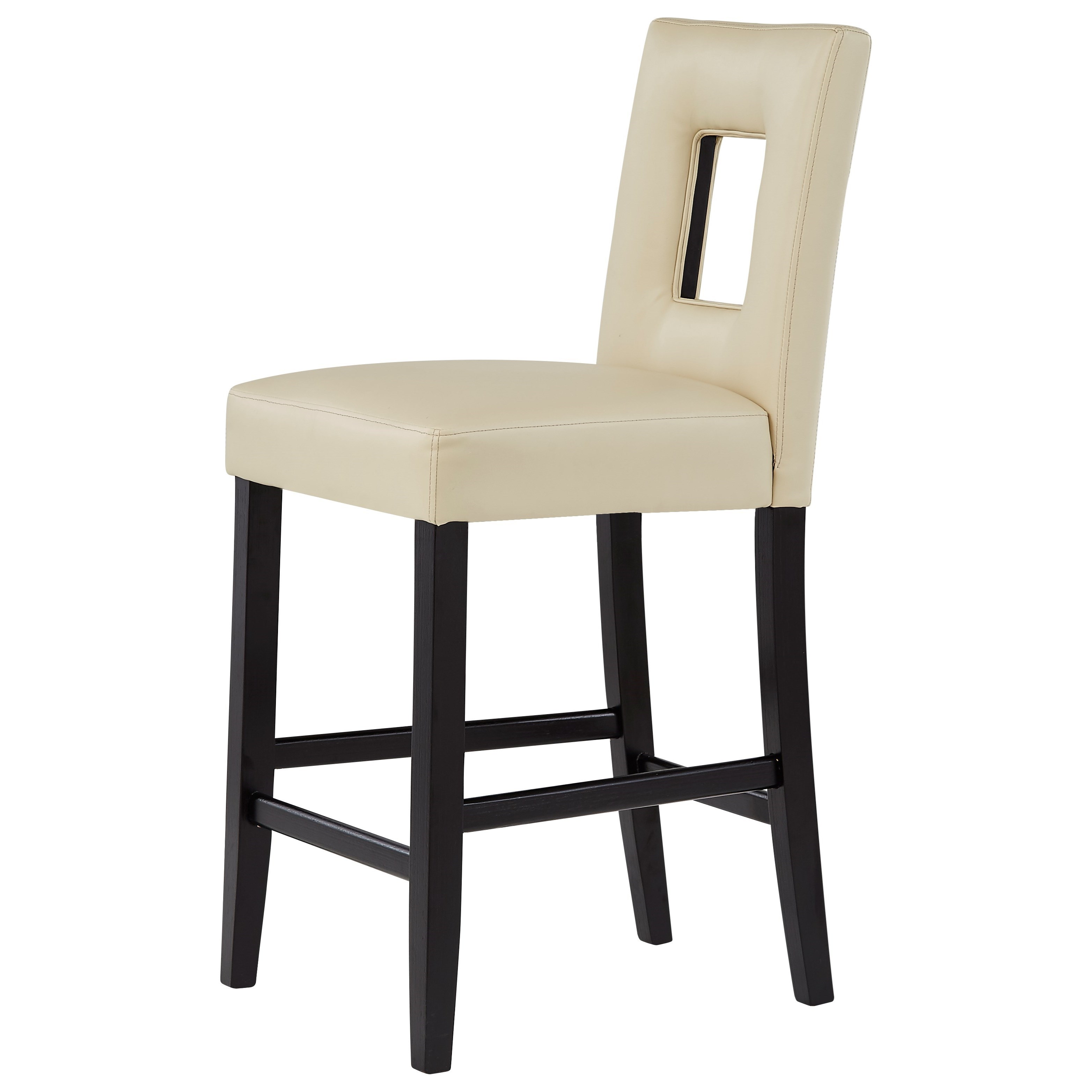 Global Furniture Dg072 Cut Out Barstool