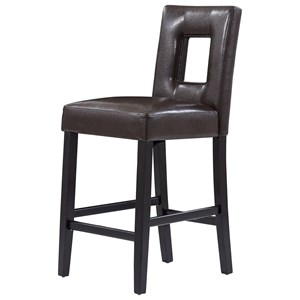 Cut-Out Barstool