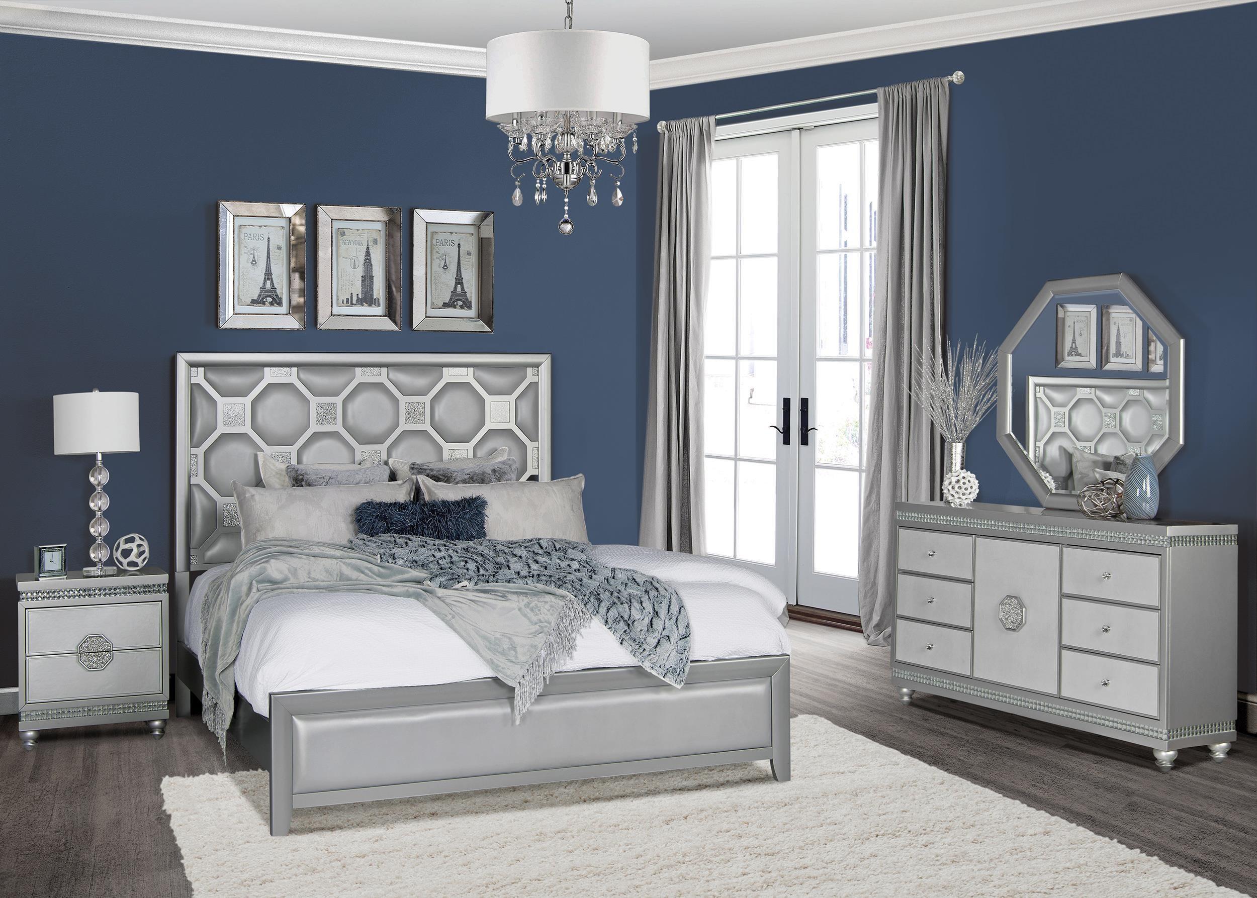 Jennar 4PC Queen Bedroom Set at Rotmans