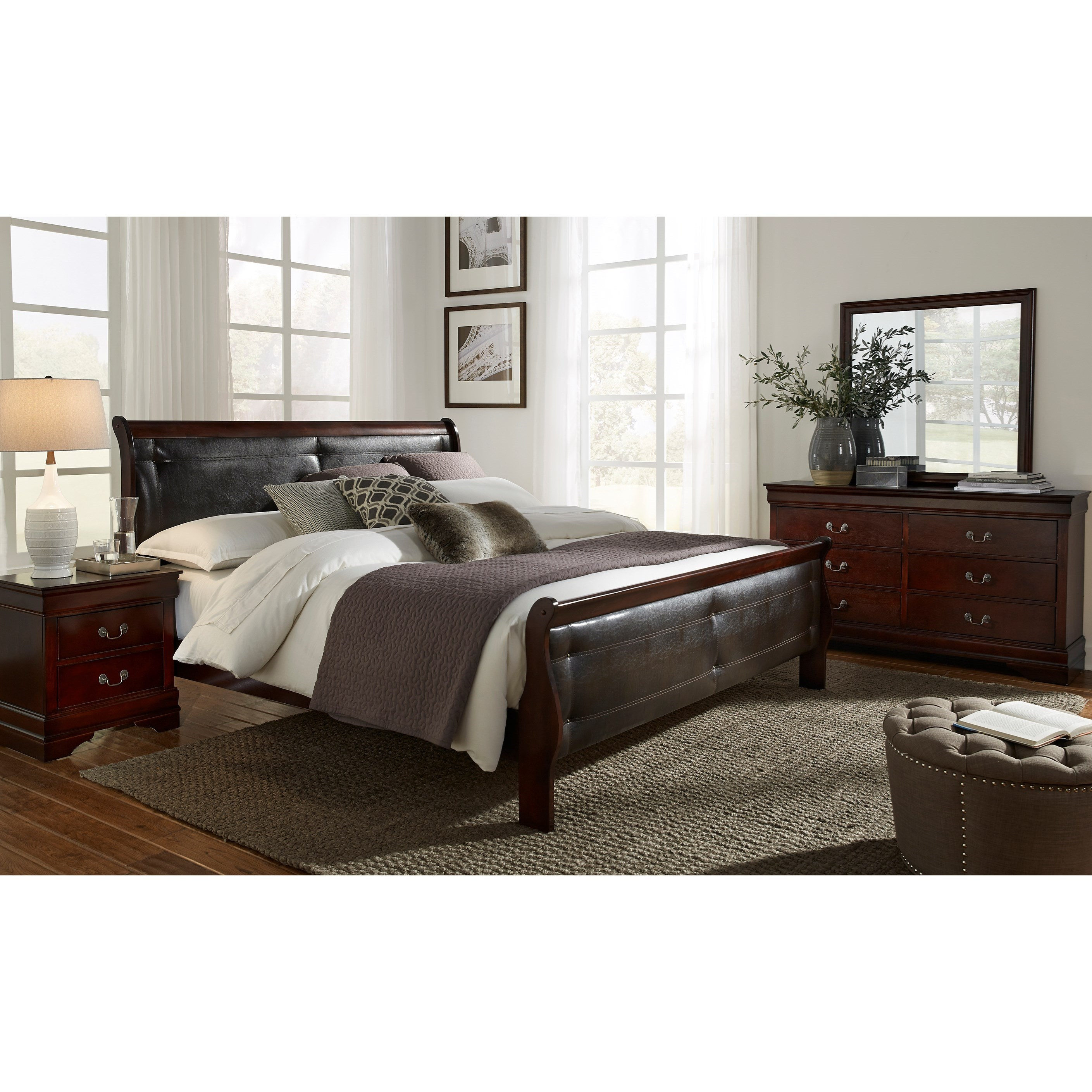 Global Furniture Marley Queen Bedroom Group Value City Furniture Bedroom Groups