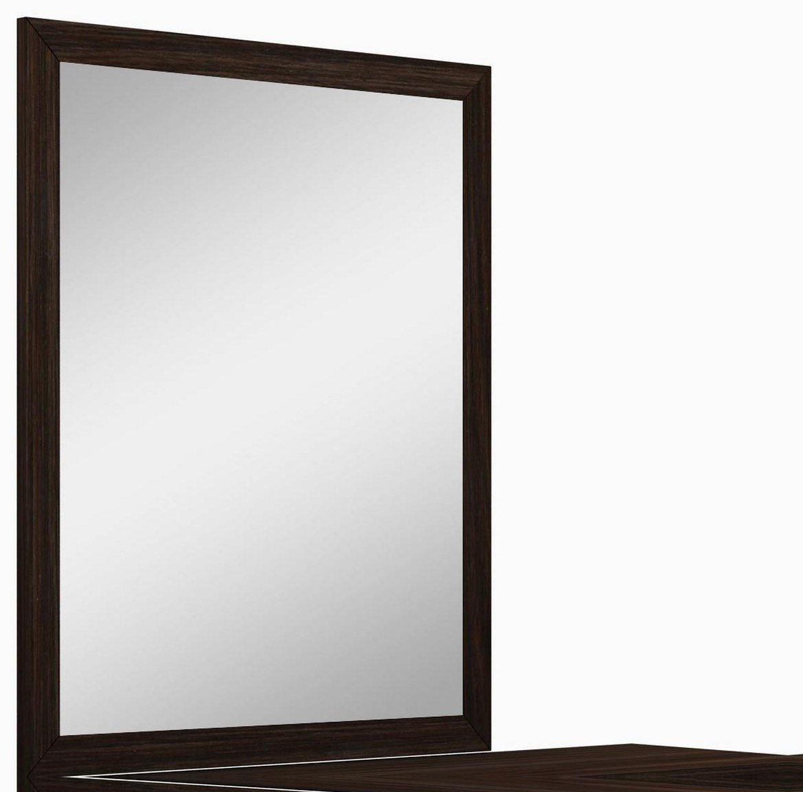 Wenge Mirror