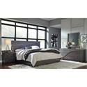Global Furniture North Queen Bedroom Group - Item Number: 138 Q Bedroom Group 1