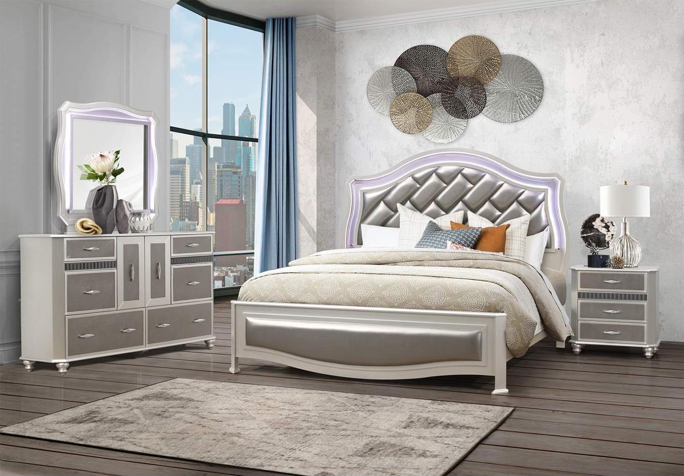 Remmington 4PC Queen Bedroom Set at Rotmans
