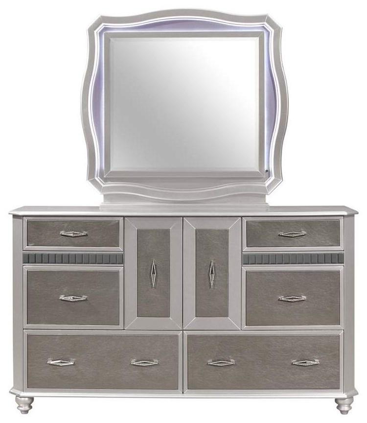 Remmington Dresser & Mirror Set at Rotmans
