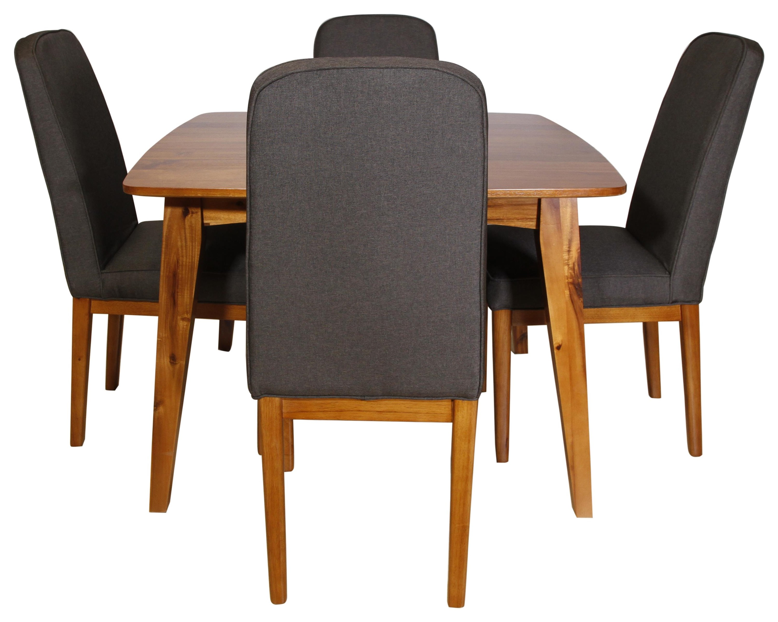 Berkeley 5 Piece Dining Set by Global Home at HomeWorld Furniture