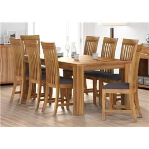 Global Home Clifton 5 Piece Dining Package