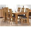 Global Home Clifton 5 Piece Dining Package - Item Number: Clifton