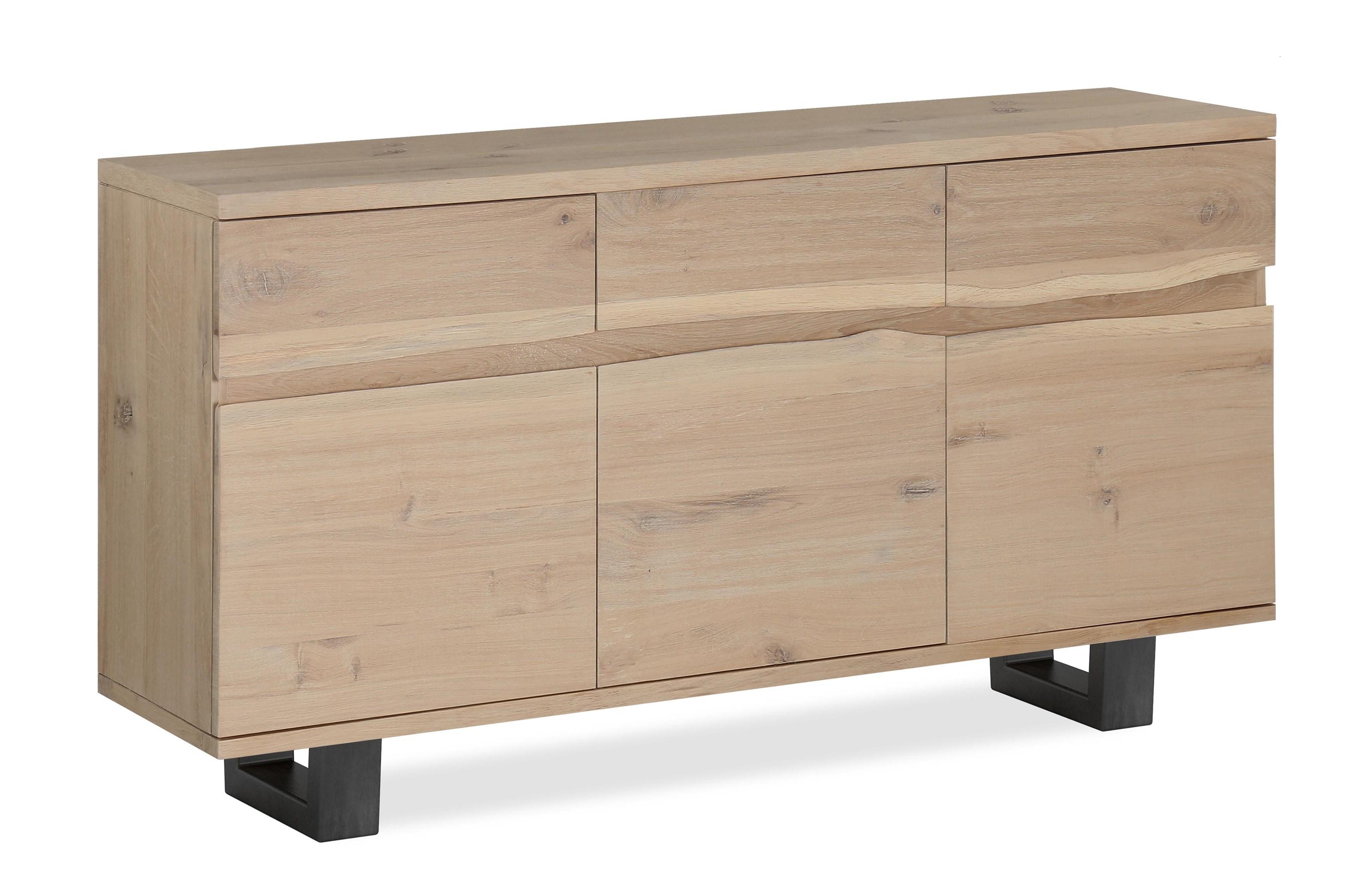 Oak Mill Sideboard by Global Home at HomeWorld Furniture