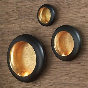 Global Views Accessories Large Candle Holder