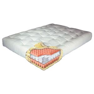 Gold Bond Mattress Company Futon Mattresses EuroCoil Futon Mattress