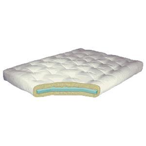 "6"" Cotton with Foam Core"