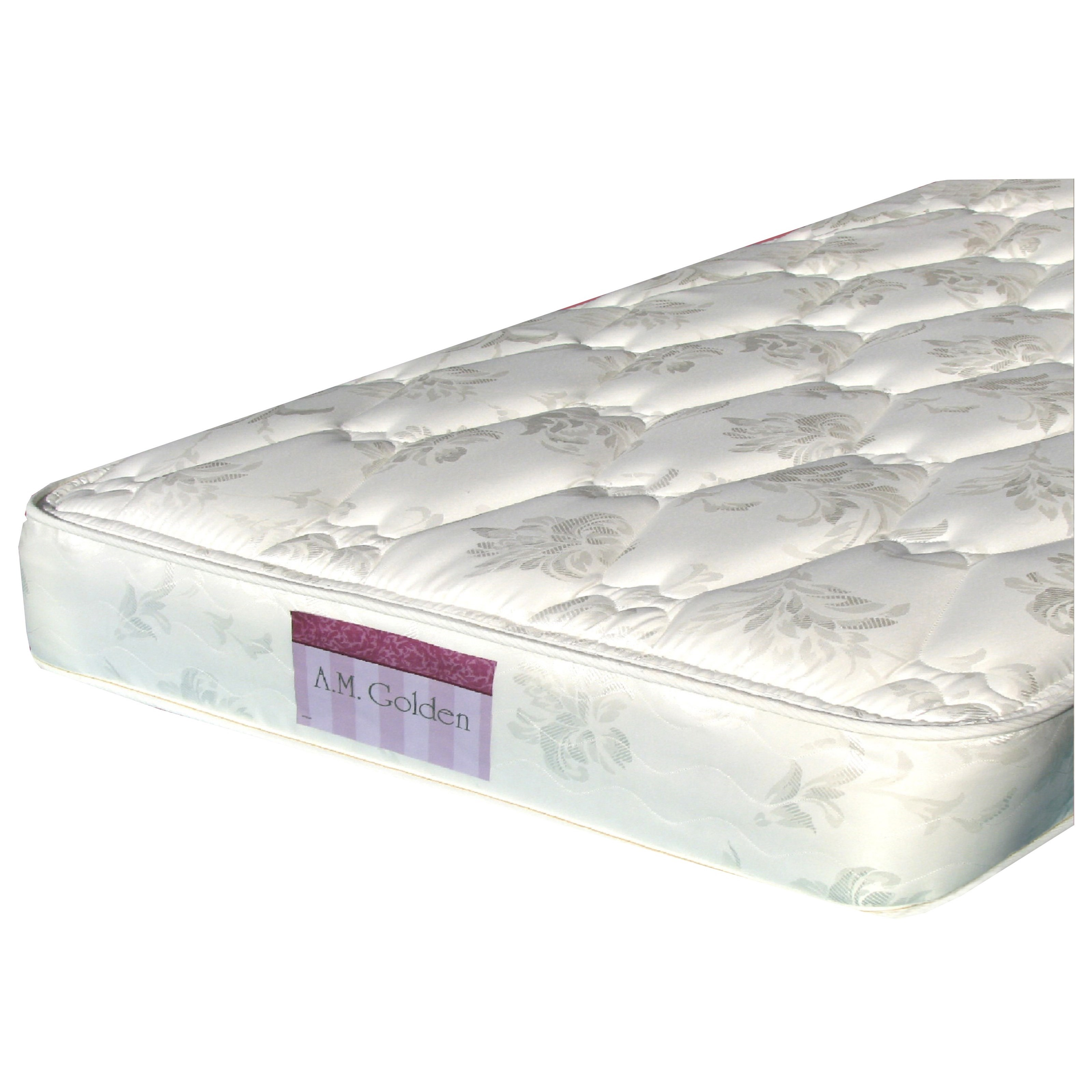 Queen Super Plush Mattress Set