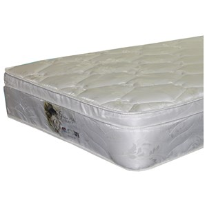 Golden Mattress Company 5-Series II Euro Top Queen Euro Top Mattress Set