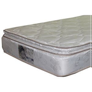 Golden Mattress Company 5-Series III PT Queen Pillow Top Mattress Set