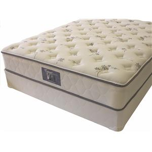 Golden Mattress Company Energie King Plush Mattress Set