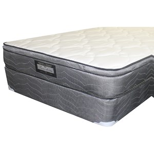 "Golden Mattress Company Freedom Euro Top Full 9 1/2"" Euro Top Mattress Set"