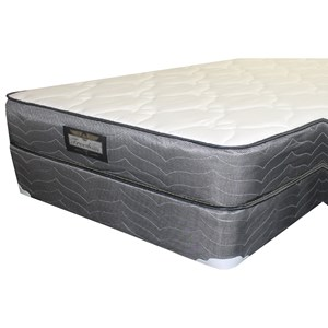 "Golden Mattress Company Freedom Super Plush Queen 10"" Plush Innerspring Mattress Set"