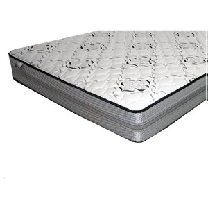 "Golden Mattress Company Gel Visco I King 10 1/2"" Gel Memory Foam Mattress"