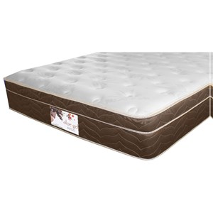 Golden Mattress Company Gel-Cool Aloe Gel Euro Top Queen Euro Top Mattress