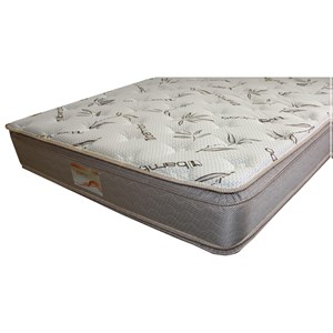 Golden Mattress Company Legacy IV Double Sided PT King Two Sided Pillow Top Mattress