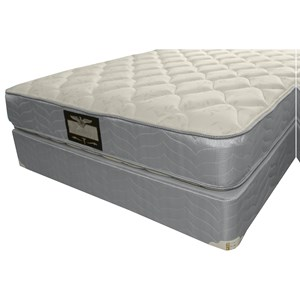 Golden Mattress Company Liberty I Double Sided Plush King Two Sided Plush Mattress Set