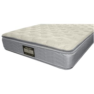 Golden Mattress Company Liberty III Supreme PT Queen Supreme Pillow Top Mattress