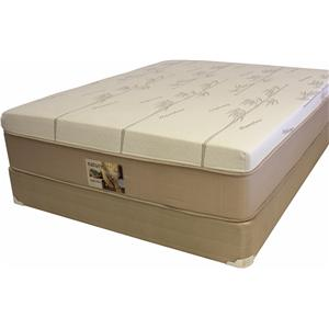 "Golden Mattress Company Reflection Latex Queen 14"" Mattress Set"
