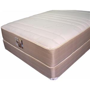 Golden Mattress Company Reflection Latex Queen Plush Mattress