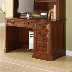 "Golden Oak by Whalen Augusta 54"" Desk"