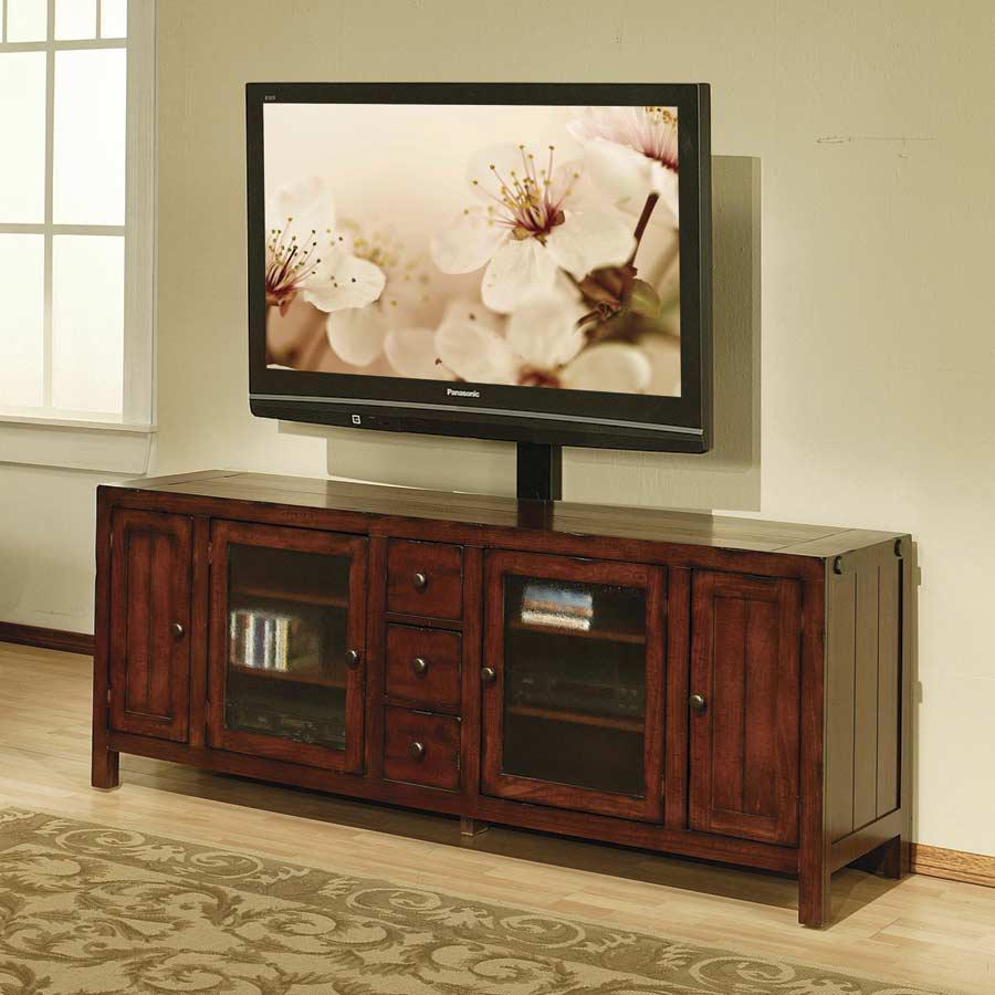 Whalen La Sierra TV Stand - Item Number: LSE76CON