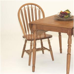 GS Furniture American Classic Arrowback Side Chair