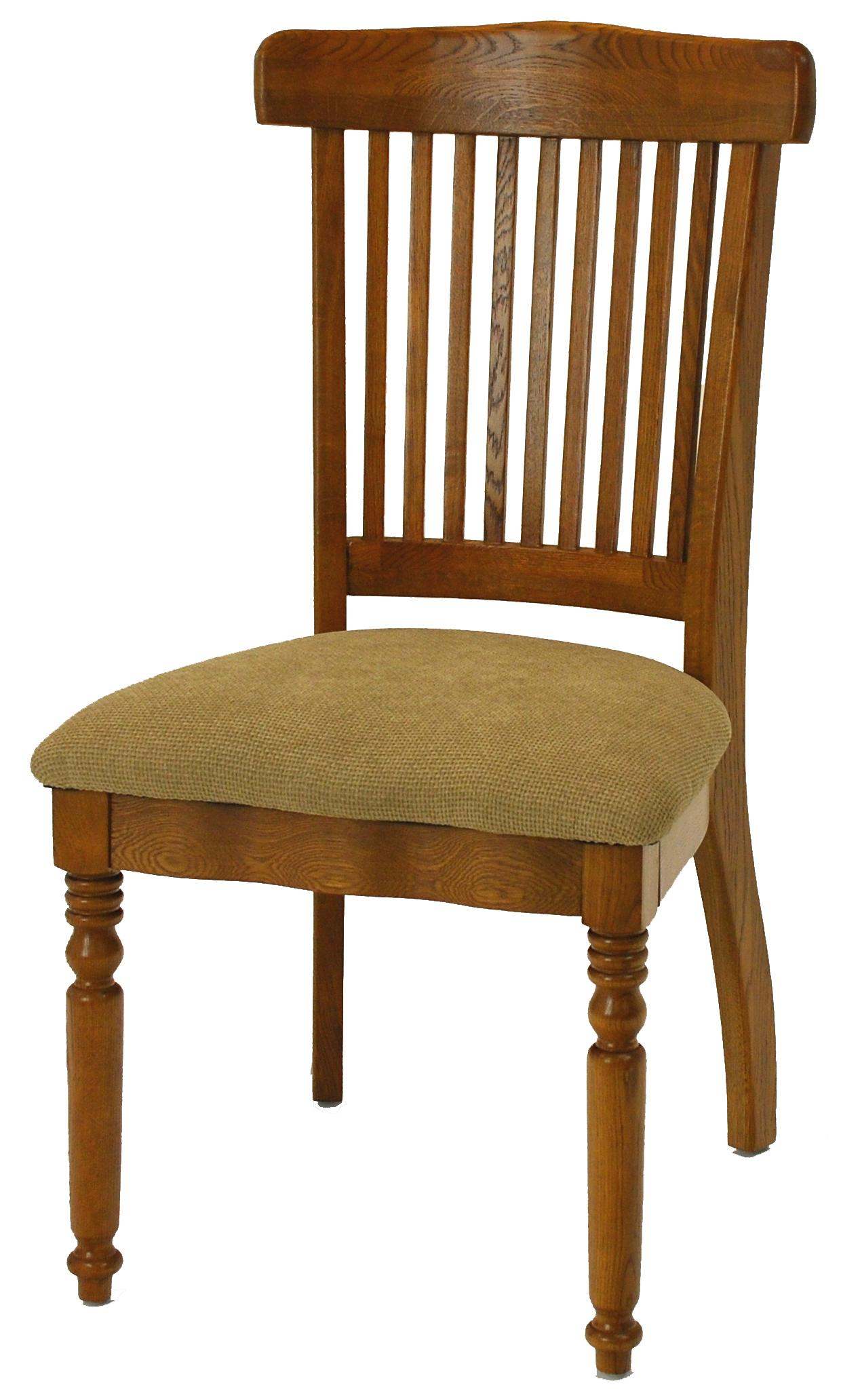 Grand Side Chair with Cushion
