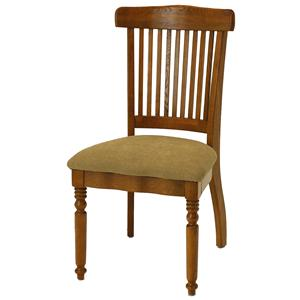 GS Furniture American Classic Grand Side Chair with Cushion
