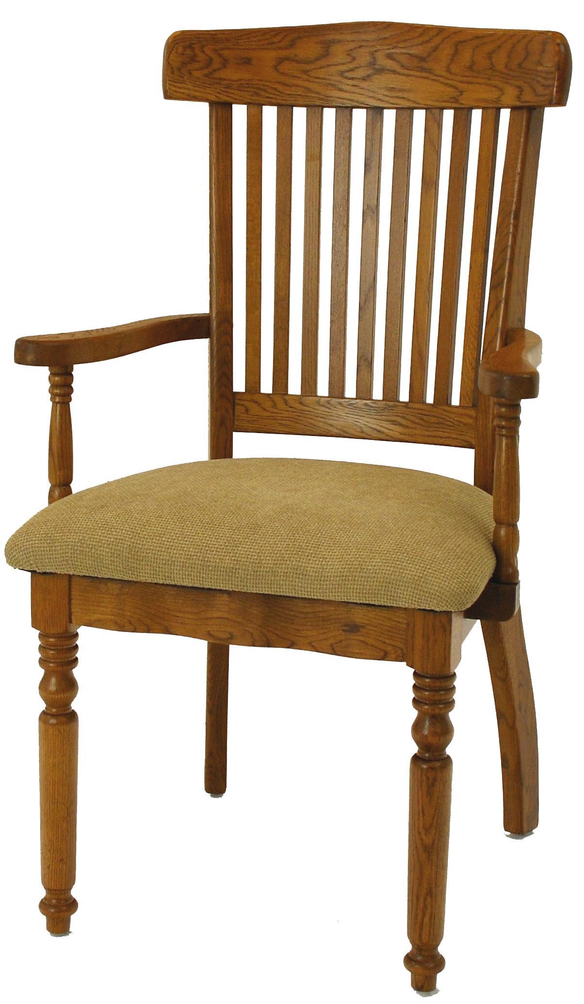 Grand Arm Chair with Cushion