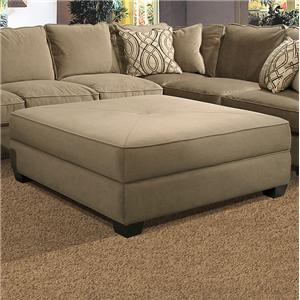 Sectional Sofa With Large Ottoman Modern Line Furniture Commercial : sectional with large ottoman - Sectionals, Sofas & Couches
