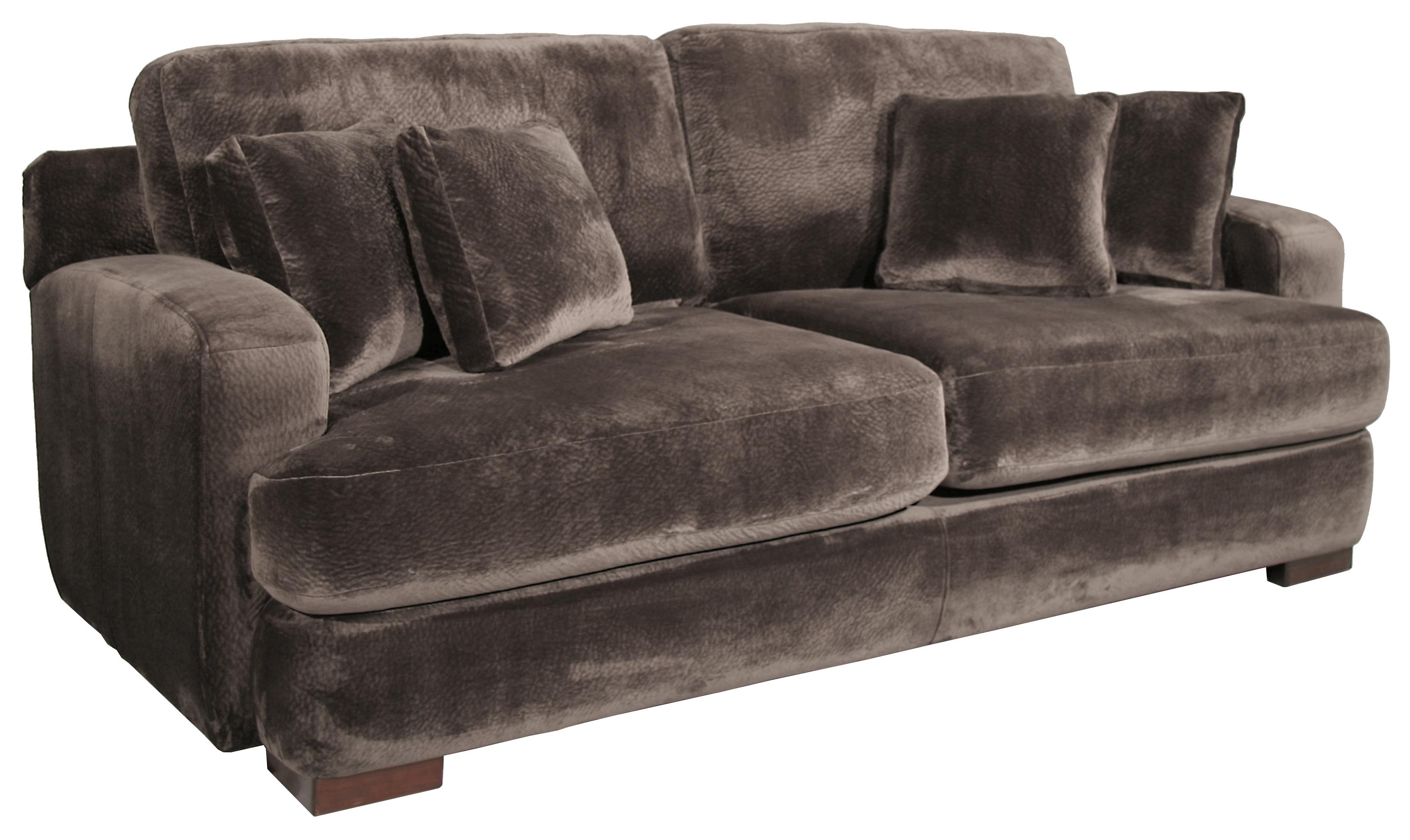 Merveilleux Riviera 668 Comfortable Sofa Sleeper With Plush Cushions And Contemporary  Style By Fairmont Designs