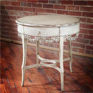Claridge Oval Table
