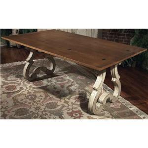 Bella Rustica Sofa Table