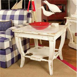 Windward Lamp Table