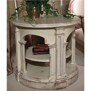 Giovanni Round End Table