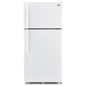 Haier Appliances Top-Mount Refrigerators 18.1 Cu. Ft. Top-Freezer Refrigerator