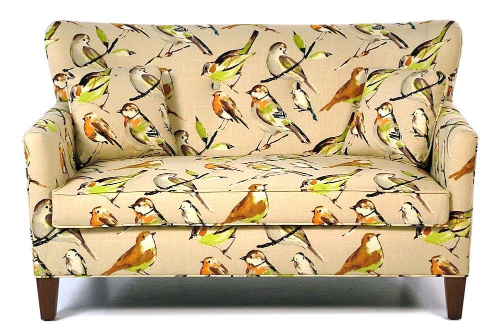 Hallagan Furniture Hamilton Settee - Item Number: 340-LS-S6