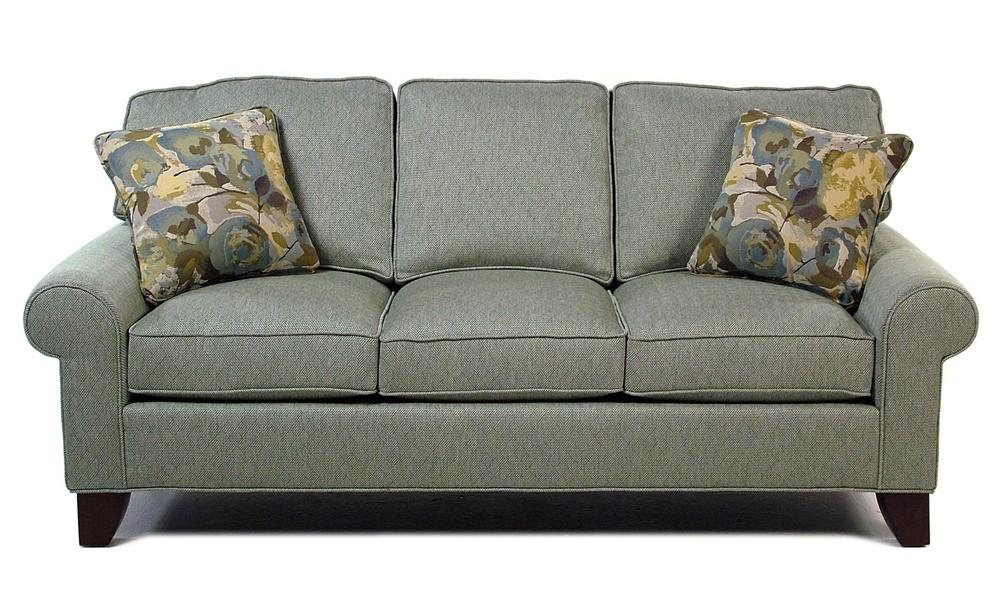 Hallagan Furniture Madison Sofa   Item Number: 74ABTFS