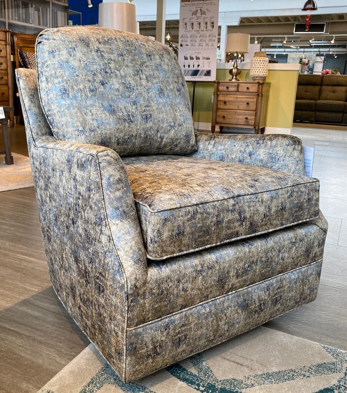 570SGR Swivel Chair at Bennett's Furniture and Mattresses